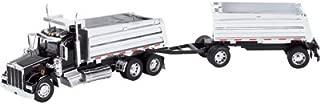 Die-Cast Truck Replica - Kenworth Double Dump Truck, 1:32 Scale, Model# 11943