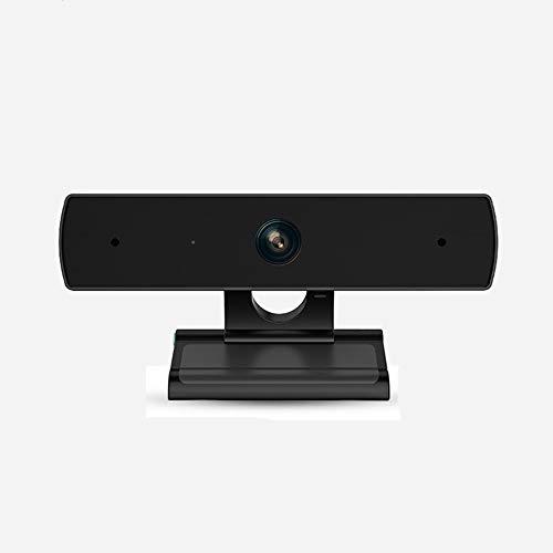 Cfilet FHD 1080p Enfoque Automático Webcam, 1920 * 1080 De Alta Resolución De La Imagen De Ordenador Libre En El Disco Cámara Incorporada De Doble Micrófono, USB Plug and Play Cámara Web