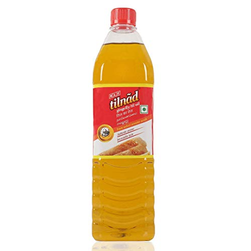 KLF Nirmal Tilnad Gingelly Til Edible Oil, 1L