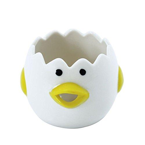 FOYO Egg Separator Egg Yolk White Separator Kitchen Gadgets Baking Tool