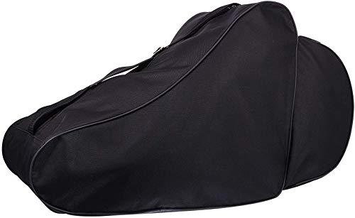 xcxc Schlittschuh-Tasche Rollschuh-Taschen Inline-Schlittschuh-Taschen Rollschuh-Tasche Hockey-Schlittschuh-Tasche Rollschuh-Schlittschuh-Tasche für Eislauf-Schutzausrüstung Kinder Erwachsene