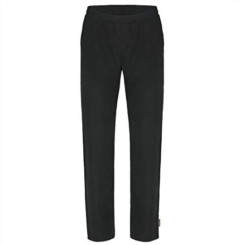 TAO Couletto Sportswear Herren Lange dünne Freizeithose aus Lyocell Timmy Black 24