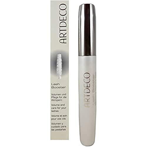ARTDECO Lash Booster Mascara Base – Transparentes Mascara Balsam für Volumen und Pflege – 1 x 10 ml