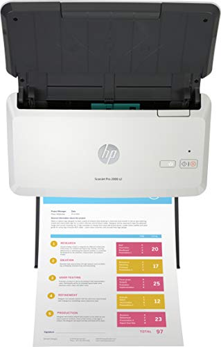 HP ScanJet Pro 2000s2, 6FW06A#B19