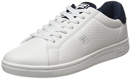 FILA Crosscourt 2 NT men zapatilla Hombre  blanco (White/China Blue)  42 EU