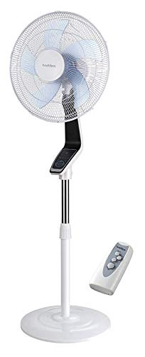 Bastilipo - Ventilador de pie - Coín - 50W de potencia - 3 velocidades