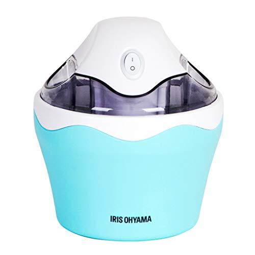 Máquina fabricadora de Helados con compresor - 500 ml - Helado casero de Calidad Profesional - Ideal para Helados, sorbetes y Yogurt congelado