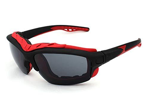 NOBRAND Gafas De Sol For Los Hombres - Protección UV, Cómodo Acolchado De Espuma - Grande For Los Conductores para Decorar tu Propio diseño (Color : 4)
