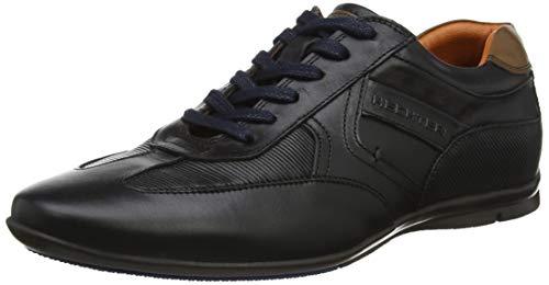 Daniel Hechter 821248021000, Sneakers Basses Homme, Noir (Schwarz 1000), 43 EU