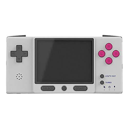 ACAMPTAR Consola de Juegos PortáTil DIGIRETRO Boy para Juegos Retro Compatible con...