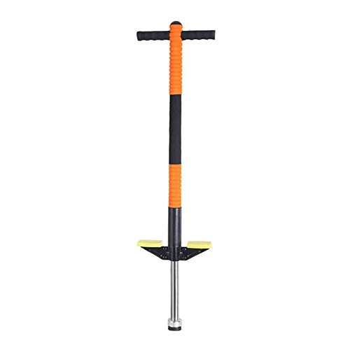 GY Pogo Jumper Children Kids Pogo Stick Foam Pogo Stick Jumper, Fun and Safe Pogo Stick for Kids and Adults - Best Gifts for Kids (Color : Orange)