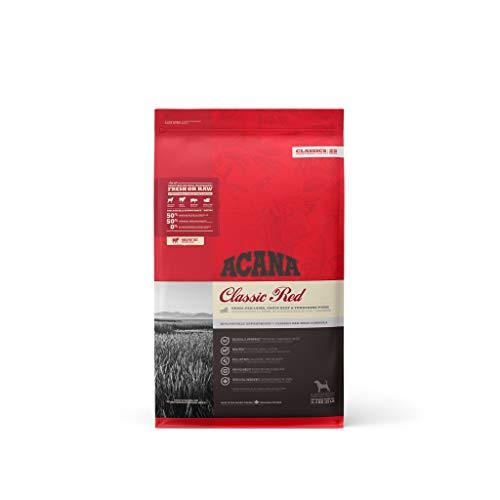 ACANA Classic Classic Red kg. 11,4 Alimenti Secchi Monoproteici per Cani