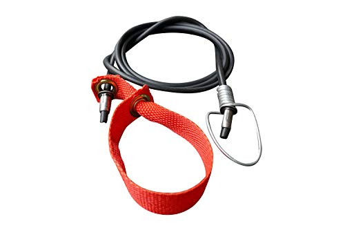 Astro Egg Homestead Strap Tie Cord Hitch - Gamefowl Chicken Leash for Game Fowl and Other Larger Birds Calsas para Gallos (4, Rubber)