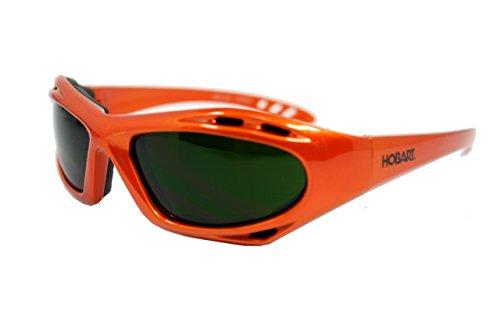 Hobart 770727 Shade 5 Lens Safety Glasses