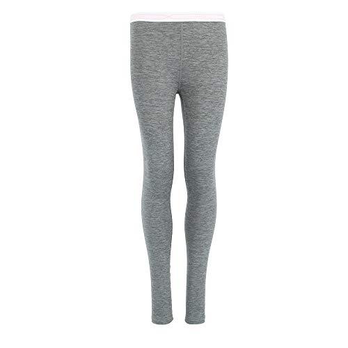 Hanes Hanes Girls Space Dye Pant (125706) -Grey Combo -S
