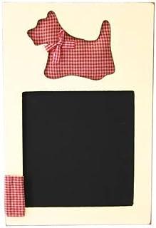 60x40cm 5x magneti 1x pennarello set fissaggio Navaris Lavagna magnetica in vetro scrivibile Bacheca Memoboard decorativa Mappa del mondo acquarello