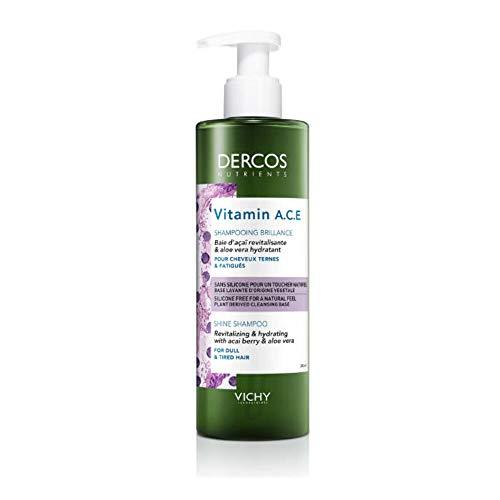 Vichy Dercos Vitamin A.C.E Shine Shampoo 100ml