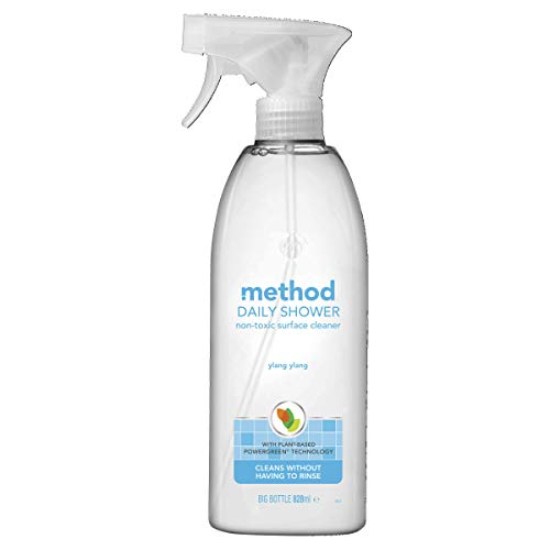 Method Daily Shower Surface Cleaner Spray Ylang Ylang, 828ml