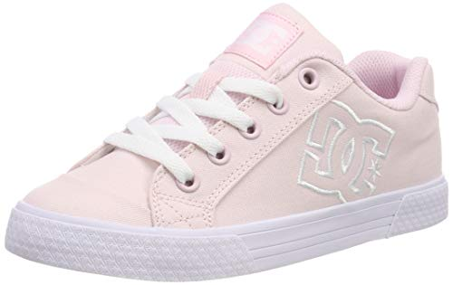 DC Shoes Damen Tonik TX Skateboardschuhe, pink PNK, 38 EU