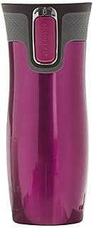 Contigo Unisex_Adult Thermobecher West Loop Autoseal Stainless Steel Insulated, Coffee Mug, Leak-Proof, Dishwasher Safe lid, BPA-Free, 470 ml (B019SOCMR2) | Amazon price tracker / tracking, Amazon price history charts, Amazon price watches, Amazon price drop alerts