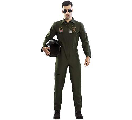 EUROCARNAVALES Disfraz de Piloto de avión para Hombre