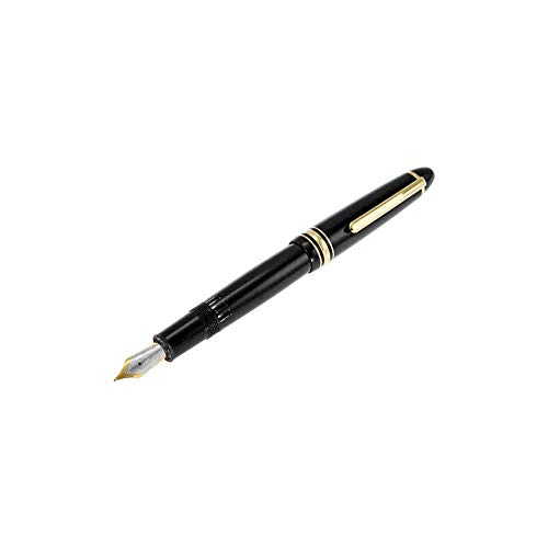 Mont Blanc 13661 Le Grand Line pluma negro oro 146pluma estilográfica