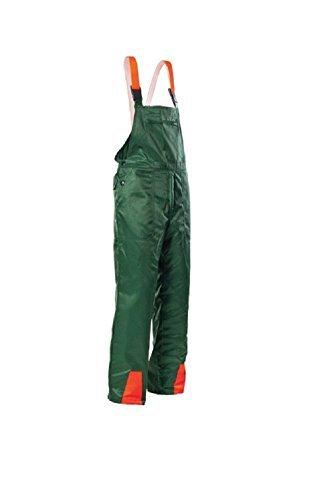 KWF normativas de protección con peto de protección forestal pantalones de fabricado en la UE
