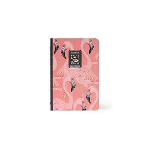 Legami A6NOT0019 Quaderno a Righe, Foglio A6, Flamingo