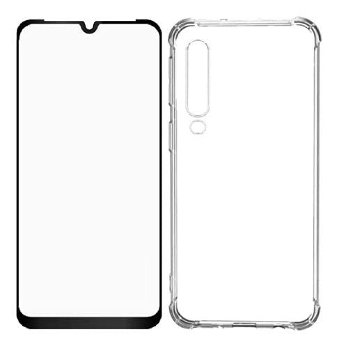 Capa Capinha Xiaomi Mi A3 6.08 Pol. + Pelicula Vidro Full 3D Cover - (C7COMPANY)
