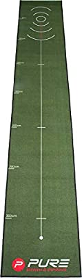 Pure² Improve Golf Puttingmatte