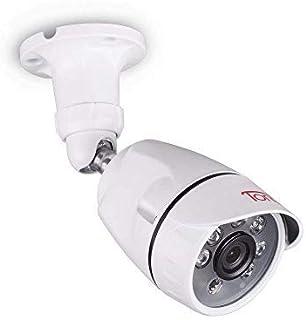 Tonton CCTVCámara de vigilancia para Exteriores (Full HD 1080pResistente al Agua para TVI/AHD//5 en 1/4 en 1grabadora DVRvisión Nocturna de 20 mCarcasa de Metal para Interiores y Exteriores)