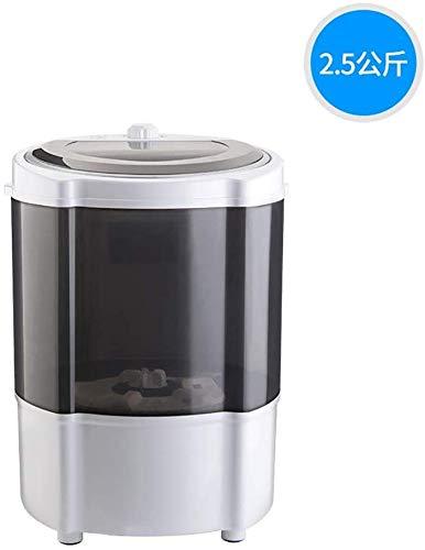 XXXCCC mini-wasmachine kleine baby-kinder-ondergoed eenbuis huishoudslaap halfautomatische wasmachine capaciteits-beweegbare single barrel wasmachine