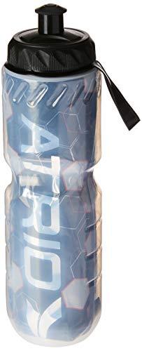 Garrafa Squeeze para Bike Térmica 650ml Material em Polietileno e Alumínio Preto Atrio - BI151