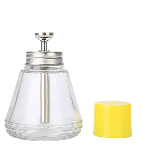 ZJchao 150 ml Press Bottle  Empty Bottle Nail Pump That can Store Nail Polish or Alcohol