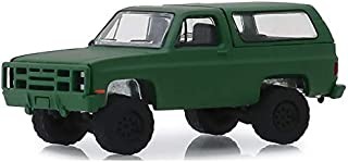 Greenlight 35140-D Blue Collar Collection Series 6-1988 Chevrolet K5 Blazer M1009 Commercial Utility Cargo Vehicle (CUCV) ...