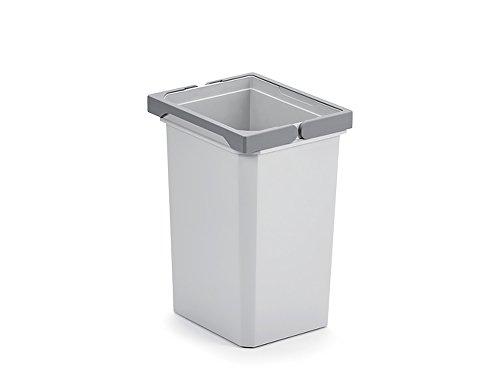 Naber, Ersatzeimer, hellgrau (10H Liter)