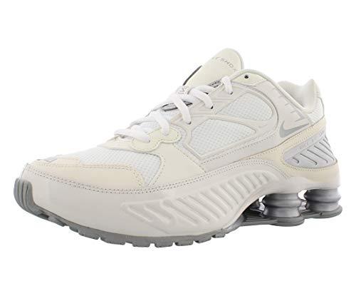 Nike Bq9001-003_40, Basket Femme, Blanc