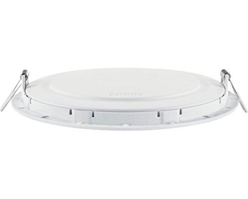 Philips MyLiving MARCASITE foco empotrado blanco 21W 240V, luz blanca fría 4000K