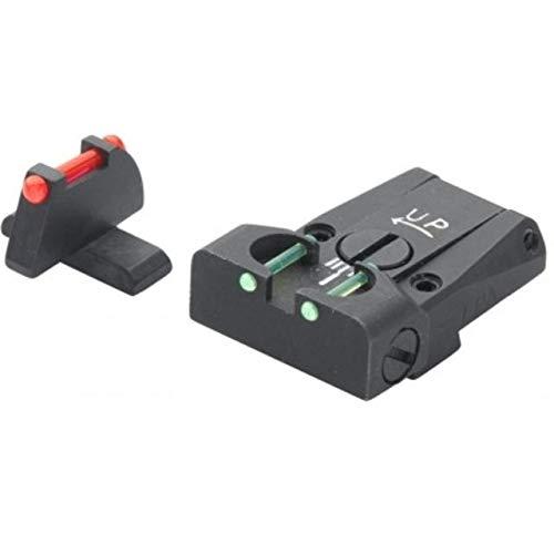 LPA TTF Fiber Optic Adjustable Sight Set for Sig Sauer P220, P225, P226, P228, P320, TTF28SS