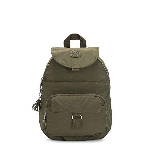 Kipling Queenie Small Backpack Jaded Green Rm