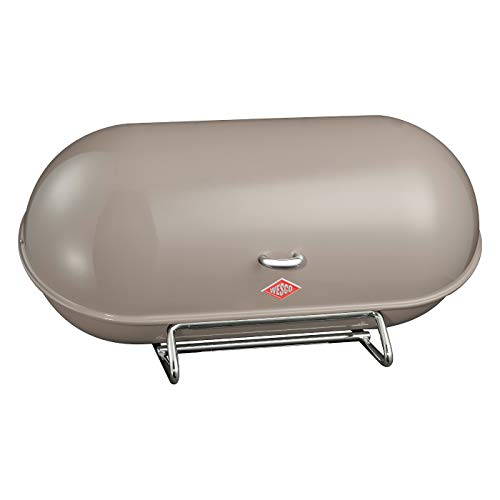 Wesco Brotkasten Breadboy 21x44.3x23cm warm grey