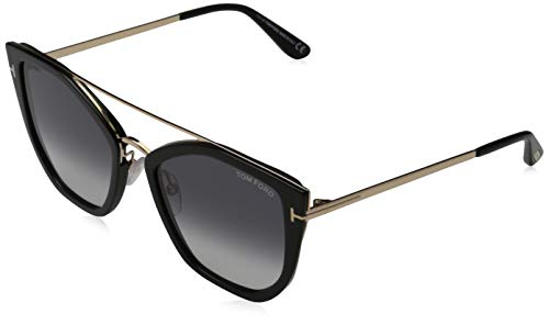 Dolce & Gabbana heren 0DG4317 31578G 53 zonnebril, zwart (Black Gradient Bluee Horn/Greygradient)