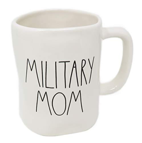 Rae Dunn Artisan Collection by Magenta MILITARY MOM mug