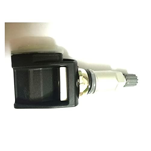 Zhengwang Department Store 4PCS 36106872774 433 Sensor de Monitor de presión de neumáticos MHz Apta para BMW G30 G31 G38 F90 G32 G11 G12 G01 G02 G05 (Color : White)