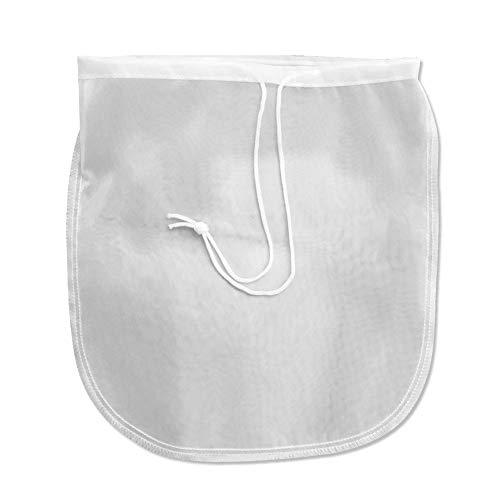 Nut milk bag Bolsa para hacer leche vegetal Bolsa de Muselina de Algodón de Filtro de Leche Bolsa de Alimentos Bolsa de Estopilla Malla de nailon para colar zumo lech Para El Filtrado De Café En Frío