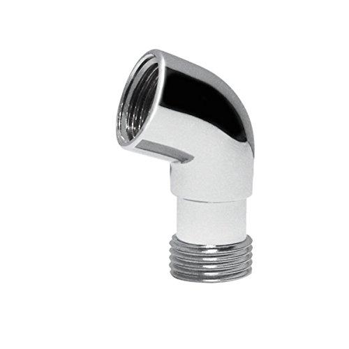 Electro DH 92030– Coude douche ABS chromé