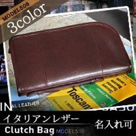 (レザージー) leather-g 【イタリア 本革】クラッチバッグ【鞄 バッグ メンズ 流行 革 用】 セカンドバッグ クラッチバック レザー Clutch Bag セカンドバック バック ビジネスバッグ