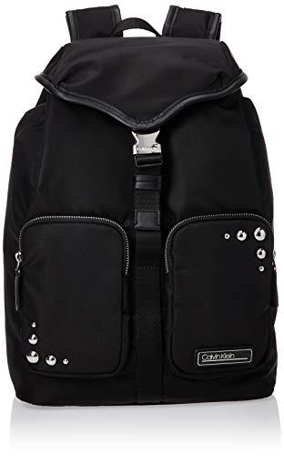 Calvin Klein - Primary Psp20 Backpack St, Mochilas Mujer, Negro (Black), 0.1x0.1x0.1 cm (W x H L)