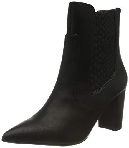 Buffalo Damen MEGHAN Mode-Stiefel, Black, 38 EU