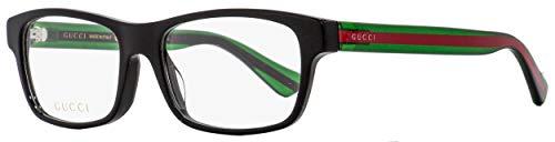 Eyeglasses Gucci GG 0006 OA- 002 002 BLACK/GREEN